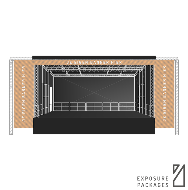 Exposure Package B Stage 61 | Stage Company