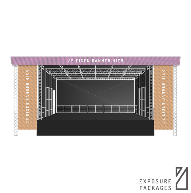 Exposure Package D Stage 61 | Stage Company